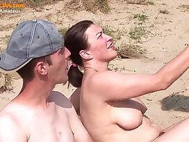 3some-amateur-beach-domination-swingers
